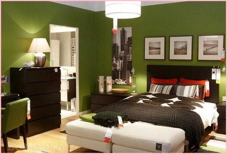 aplikasi warna cat kamar tidur minimalis untuk cewek dan