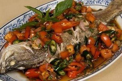 cara membuat dan resep masakan sambal ikan colo kumpulan