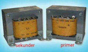 cara memeriksa komponen elektronika trafo menggunakan avometeravometer