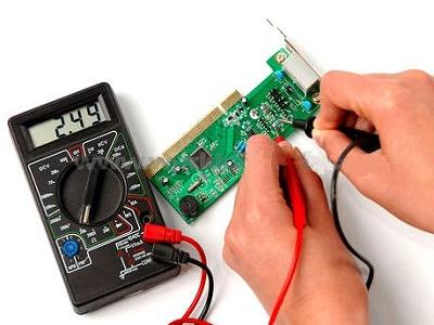 Cara menguji dan memeriksa komponen elektronika menggunakan multimeter