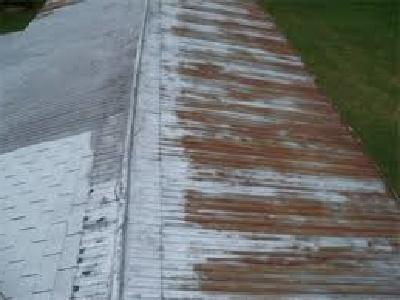 cara menambal atap seng yang berlubang