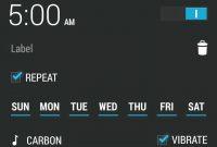 Seting Alarm Agar Bangun Pagi Tepat Waktu