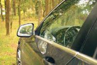 cara merawat dan membersihkan kaca mobil