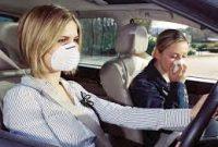 cara menghilangkan bau tak sedap di dalam mobil