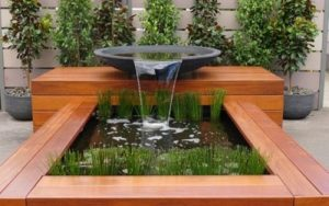 cara membuat taman minimalis sendiri