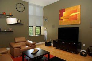 Desain Ruang Keluarga Minimalis Sederhana 1