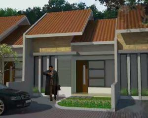 Model Rumah Minimalis Type 36 Sederhana 2