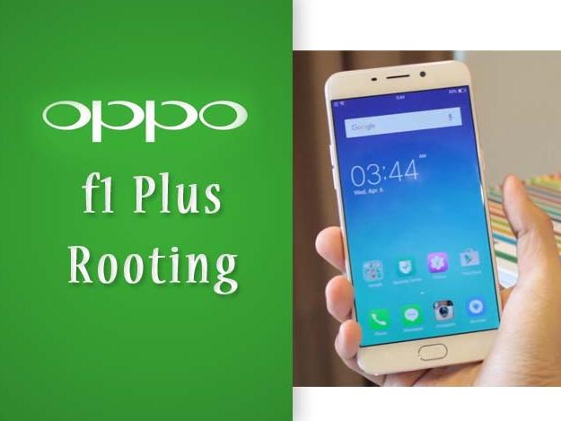 Cara Root Oppo F1 Tanpa PC