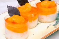 Cara Membuat Resep Puding Mandarin