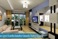 Tips Agar Desain Interior Rumah Tetap Trendy