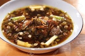 resep masakan rawon khas jawa timur