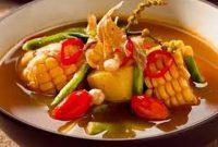 resep masakan sayur asem khas betawi