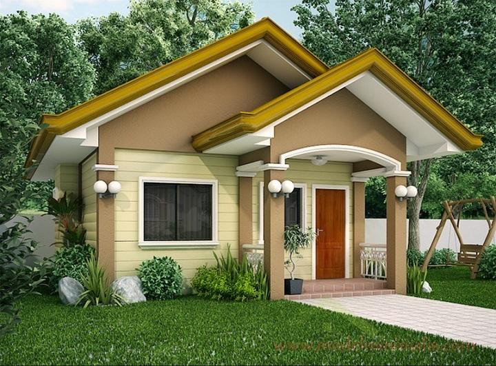 gambar rumah sederhana 1 lantai