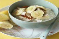 resep masakan bubur pisang ikan kenari khas ambon