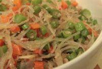 resep sehat tumis buncis wortel