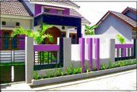 pemilihan warna cat pagar rumah yang bagus